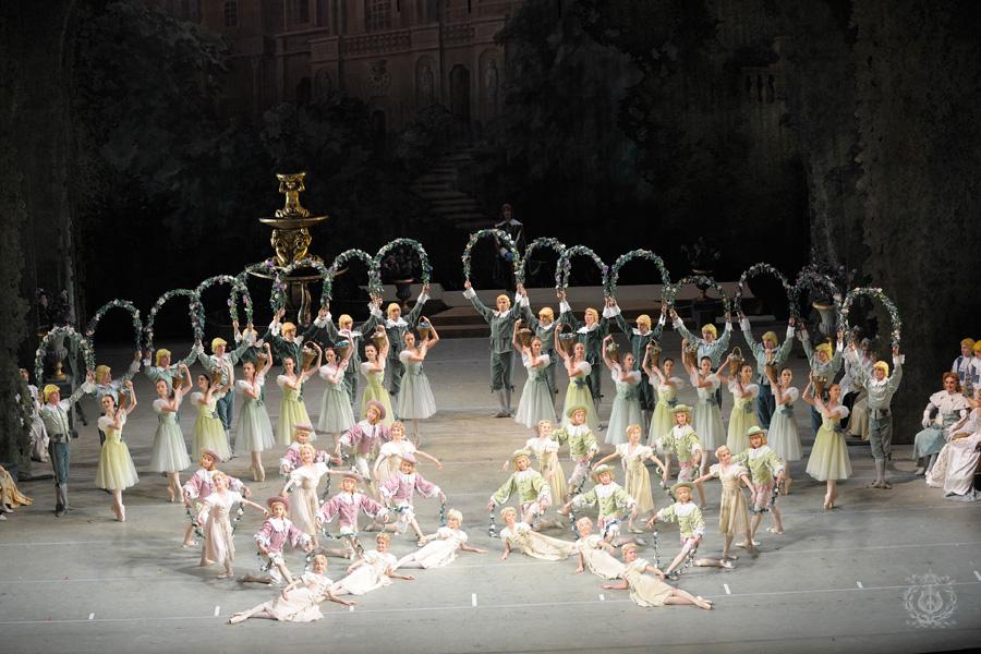 Картинки вальс цветов из балета спящая красавица