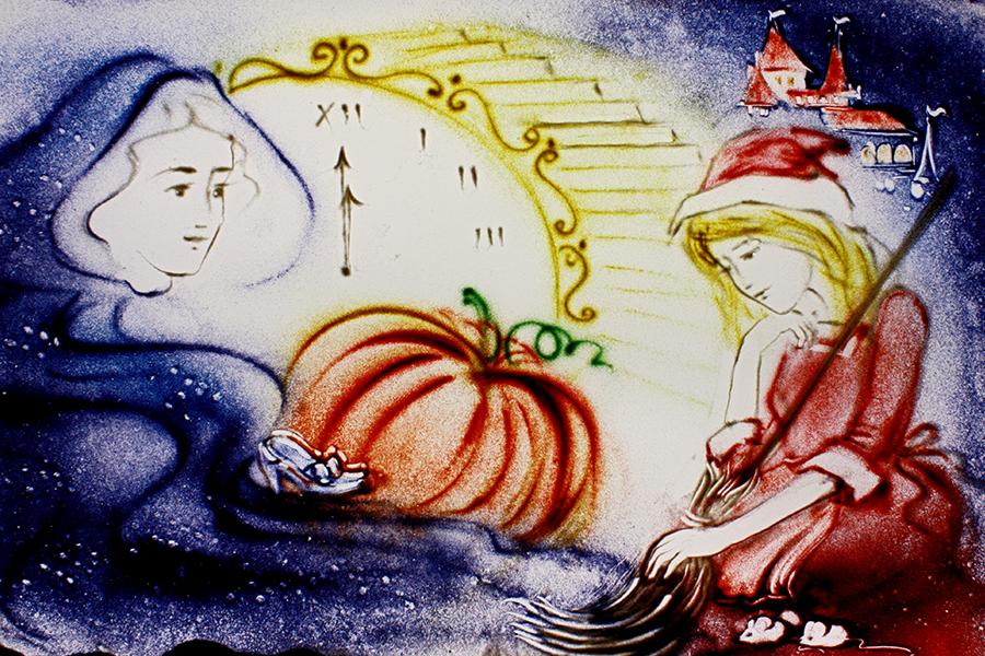 картинка эпизод из сказки золушка свое будущее