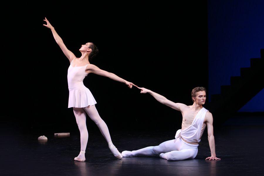 Resultado de imagem para Apollo ballet