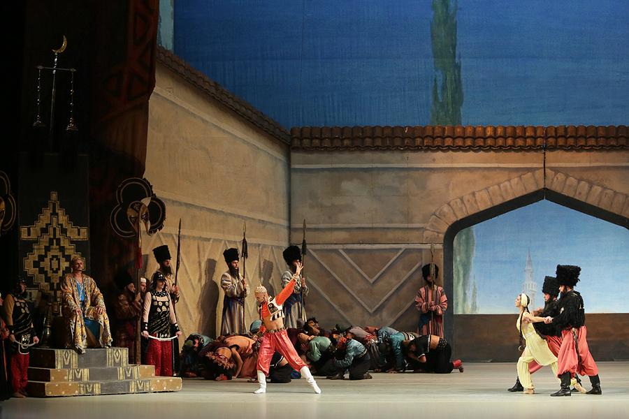 Бахчисарайский фонтан мариинский театр купить билеты афиша театр товстоногова спб