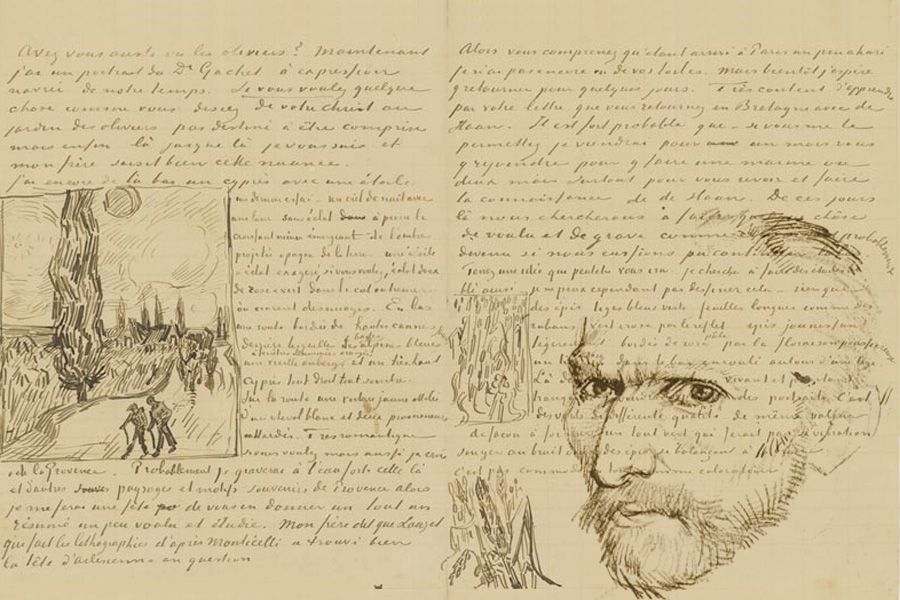 van gogh letters to theo pdf