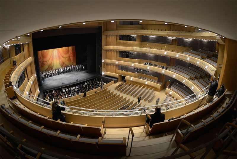 Новая сцена мариинского театра афиша на октябрь театр у дома станиславского афиша
