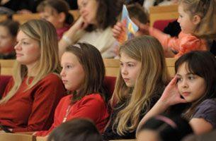 Мариинский театр подготовил образовательную программу для юных зрителей