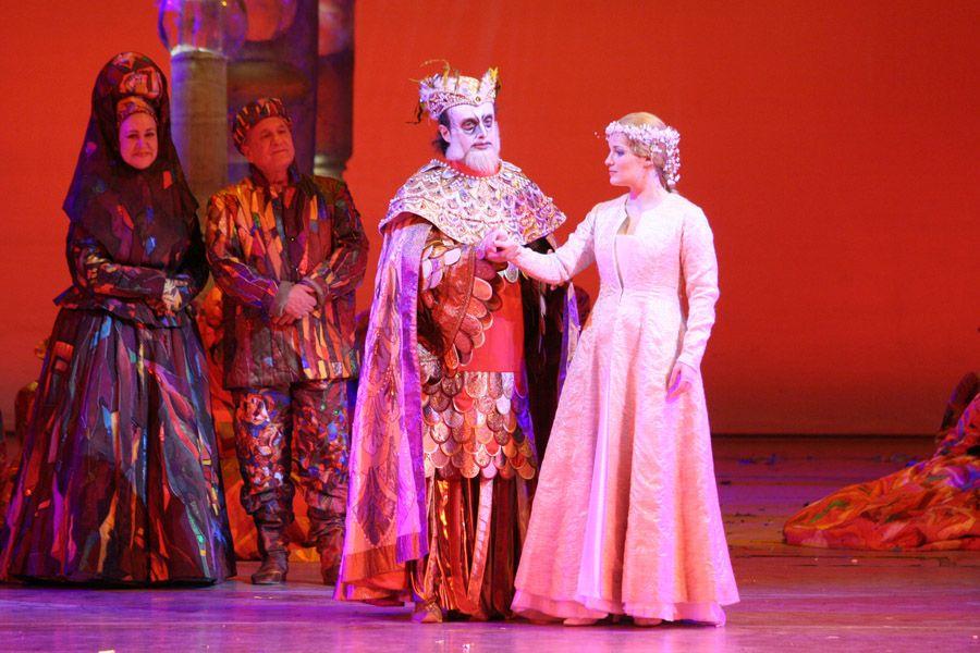 опера снегурочка краткое содержание для детей - фото 4