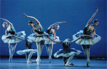 Divers - Georges Balanchine Tema