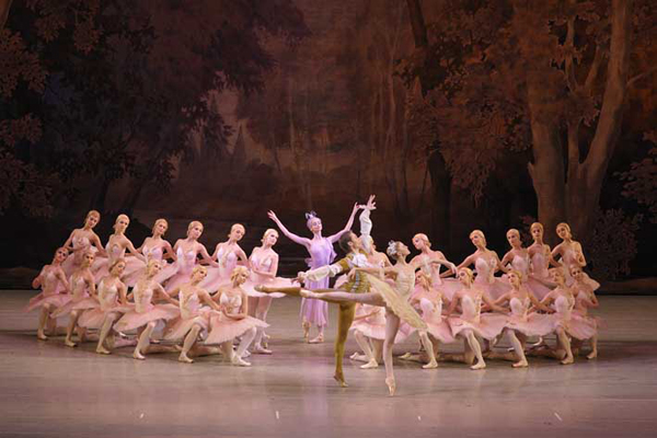 Lilac Fairy in Mariinskys The Sleeping Beauty. Source: Mariinsky Theatre